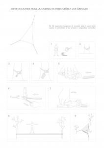 instrucciones arbol