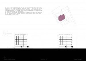 Panel 3, secciones transversales
