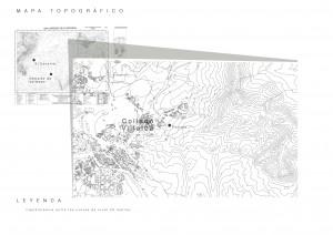 mapa topo