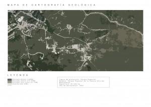 mapa veget