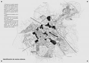Identificación vacíos urbanos