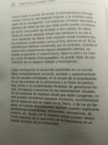 ARQUITECTURA Y REALIDAD VIRTUAL