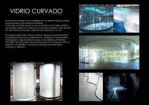 VIDRIO CURVADO